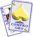 Logotipo Compro Oro Re Mida